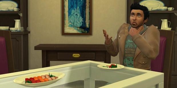 Фото №3 - Play Time: Полный гид по способам умереть в The Sims 4