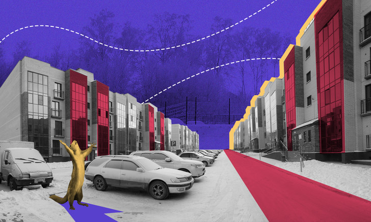 Фото №56 - «Благовещенка»: микрорайон, где хорошо с экологией и плохо с транспортом