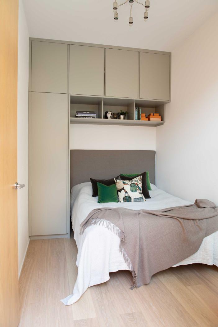 Фото №2 - Хранение вещей в спальне: идеи и решения