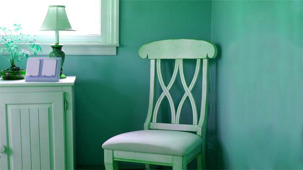 Фото №47 - Все оттенки мяты: модный цвет в интерьере