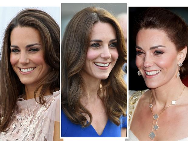 Фото №1 - Как менялся макияж герцогини Кейт за годы в королевской семье