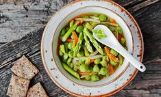 Минестроне – летний суп из Италии
