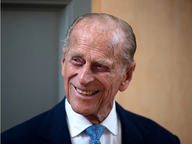 Фото №1 - Тайное прозвище принца Филиппа, которое заставляло всех краснеть