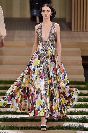 Фото №3 - Нарисуй мне платье: как мир искусства влияет на моду