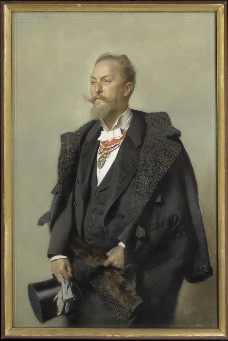 Фото №1 - 180 лет со дня рождения Отто Вагнера