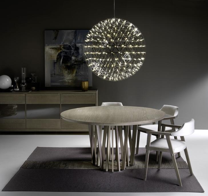 Фото №1 - ТОП-10: столы на скульптурном основании