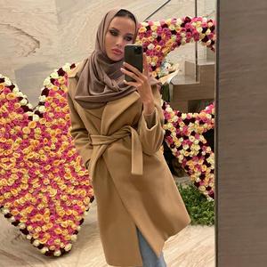 Фото №3 - Путь на Восток: 10 самых «скромных», но эффектных образов Анастасии Решетовой