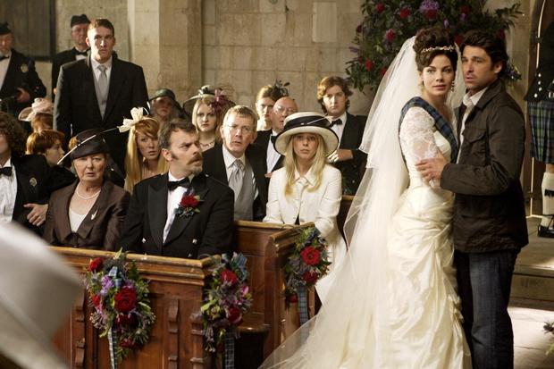 кадр из фильма «Друг невесты»