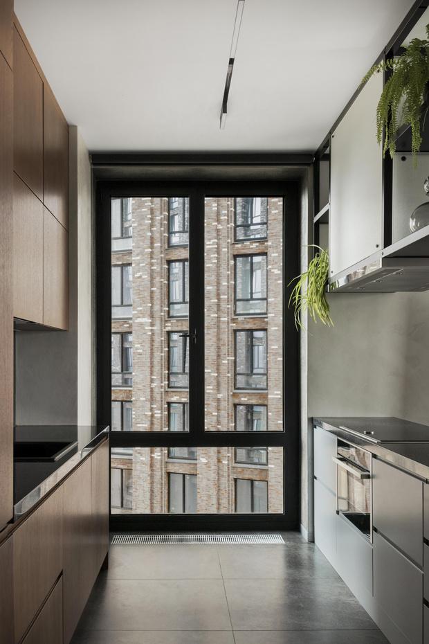 Фото №4 - Лаконичная квартира 80 м² для отца и сына в Москве
