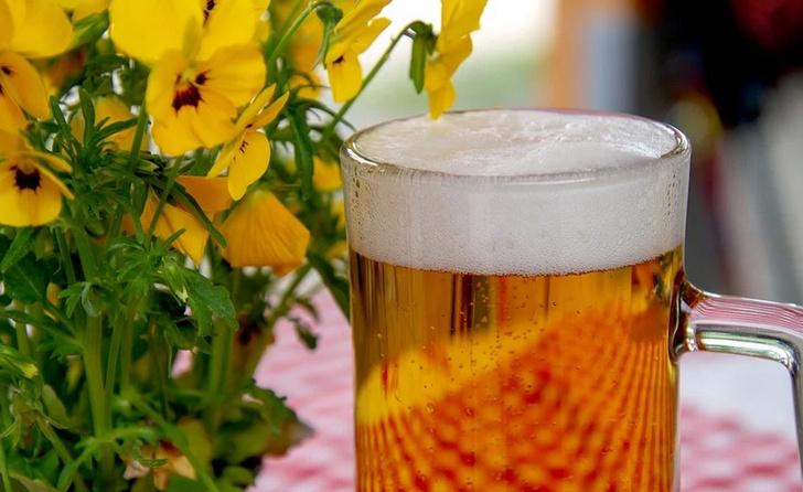 пиво для мужчин