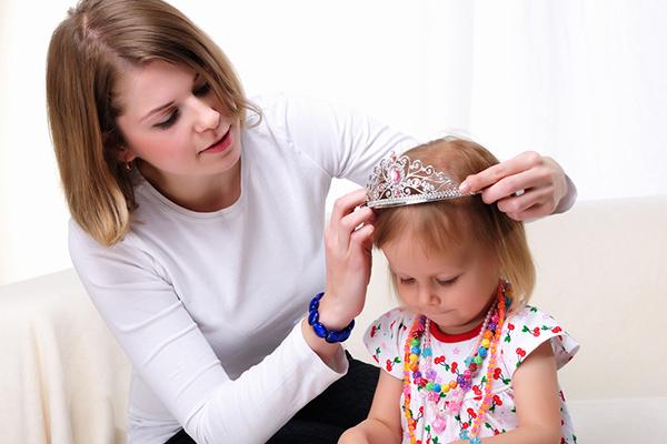 Фото №2 - Девочки и принцессы