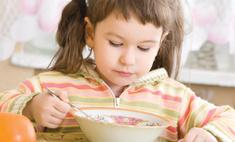 Обед дошколенка: как правильно приготовить молочную вермишель для детей