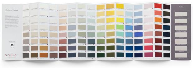Фото №8 - Новые палитры Colours of England и Colour Scales от Little Greene