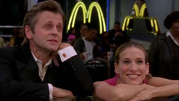 Фото №2 - Топ-10 самых романтичных свиданий из сериалов