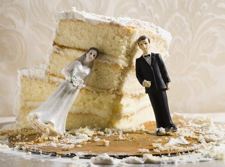 Отпраздновать развод