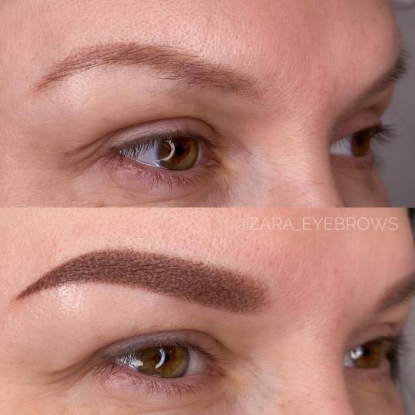 Как у блогеров в Instagram: правда ли брови будут идеальными после перманентного макияжа