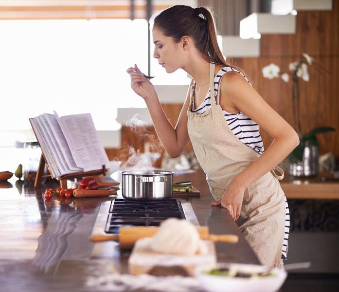Фото №1 - Как быстро сварить фасоль и еще 9 кухонных лайфхаков