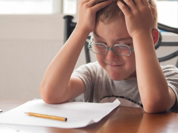 проблемы с уроками у ребенка