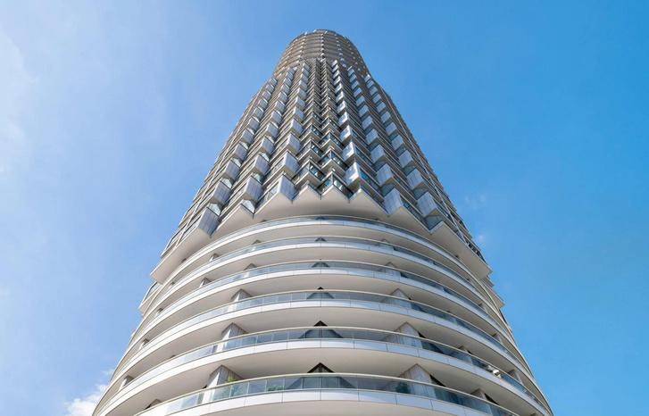 Фото №1 - Жилой небоскреб по проекту Herzog & de Meuron в Лондоне