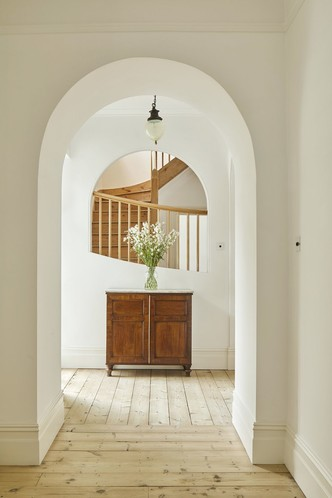 Фото №12 - Реконструированный особняк XVIII века в Англии