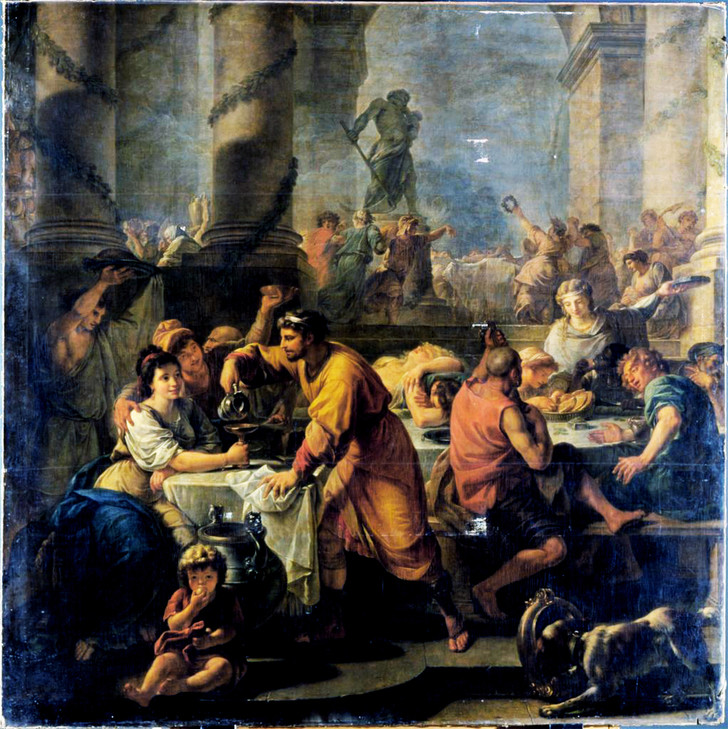 Фото №1 - Сатурналии: отпразднуй Новый год по-древнеримски!