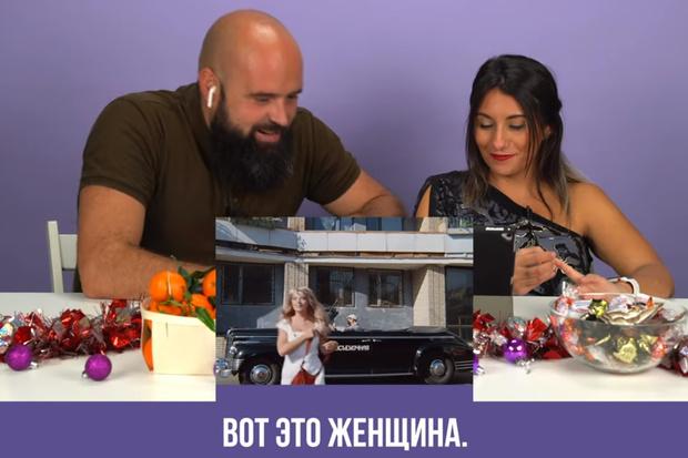 Фото №1 - Реакция иностранцев, которые впервые смотрят нашу комедию «Иван Васильевич меняет профессию» (видео)