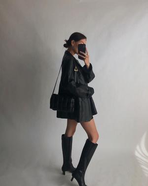 Фото №5 - Модные лайфхаки: как подобрать цвет сумки под свой аутфит