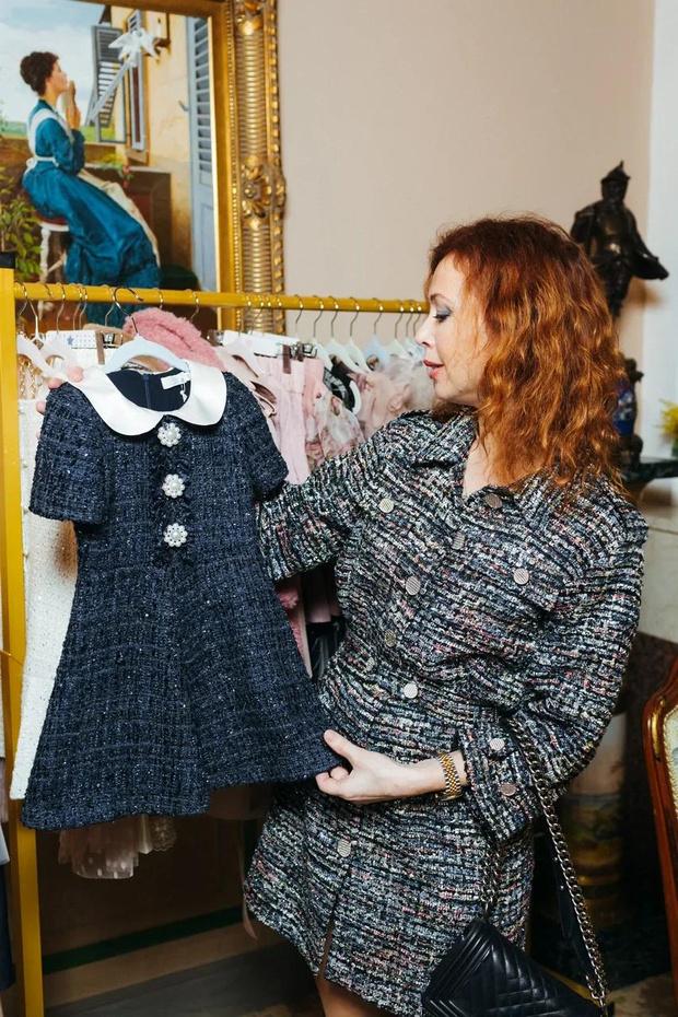 Фото №1 - Презентация новой коллекции детского премиального бренда Zhanna&Anna