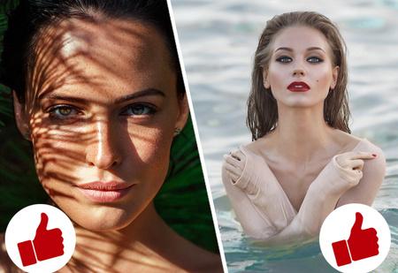 Голосуй за TOP 100 SEXY 2020! Даша Астафьева или Кристина Асмус — кого выберешь ты?