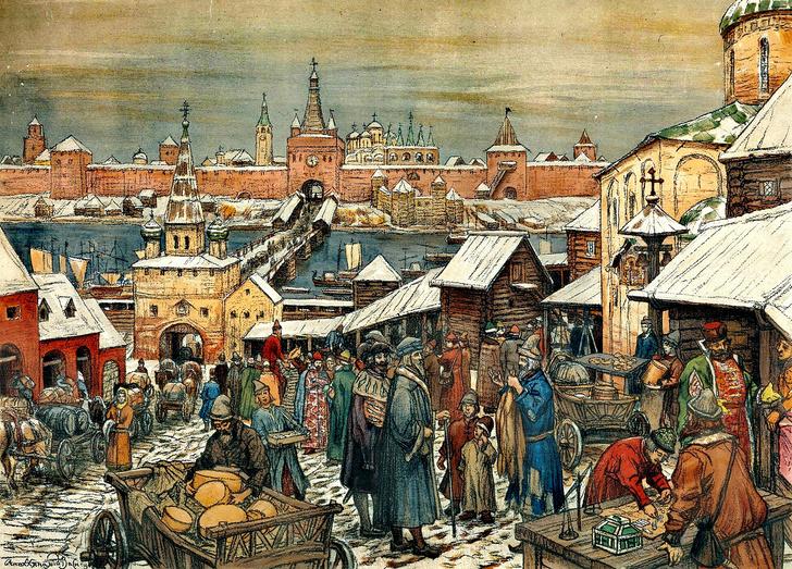 Фото №2 - Голод 1230 года: самый страшный голод на Руси