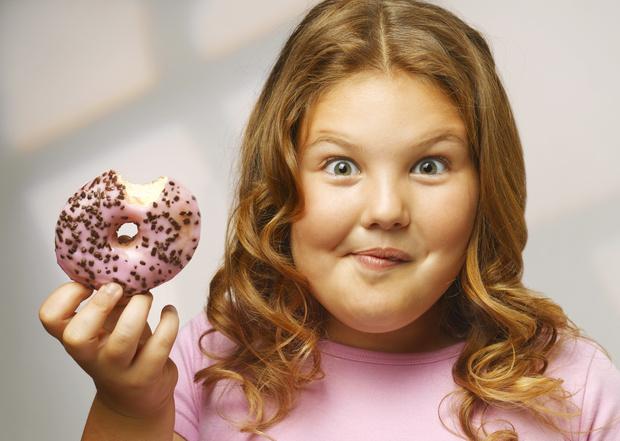 Фото №1 - Отчего толстеют дети и как с этим бороться