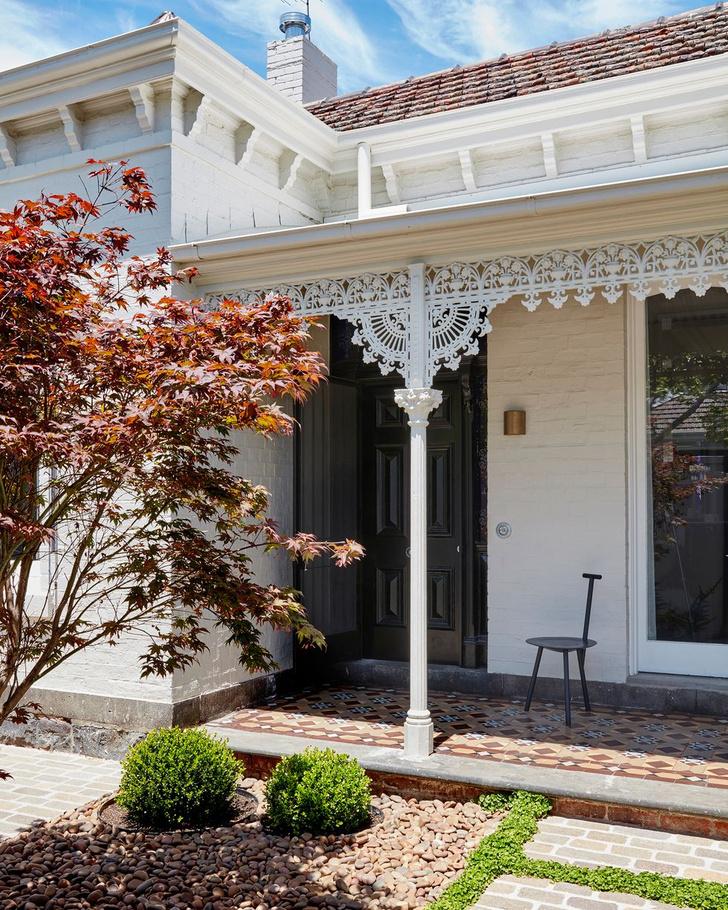 Фото №10 - Отреставрированный дом XIX века в Мельбурне