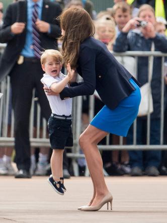 Фото №11 - 10 случаев, когда королевские дети показывали характер