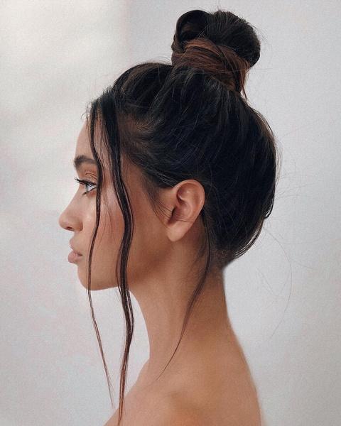 Фото №4 - Модные прически для волос средней длины: тренды 2021