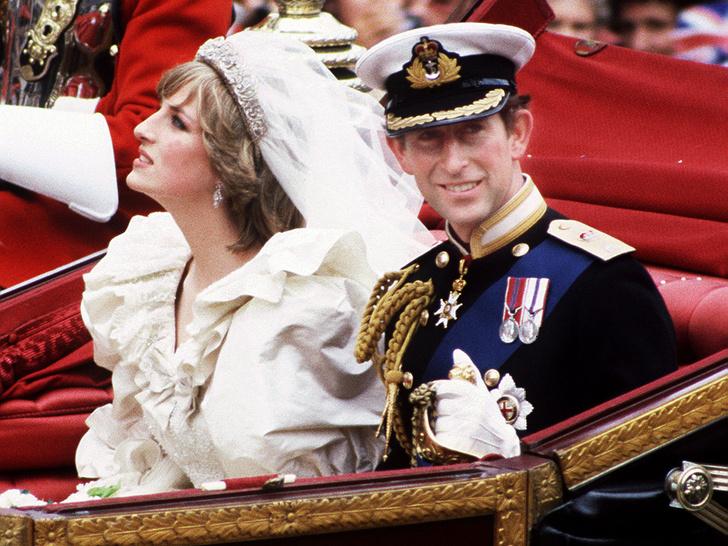 Фото №1 - Свадебный конфуз: как Чарльз и Диана перепутали свои клятвы во время венчания