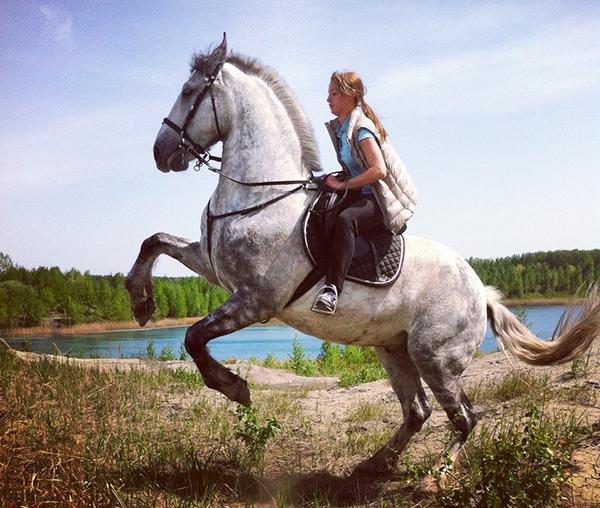 Фото №57 - Девушки на коне: самые романтичные наездницы Ульяновска