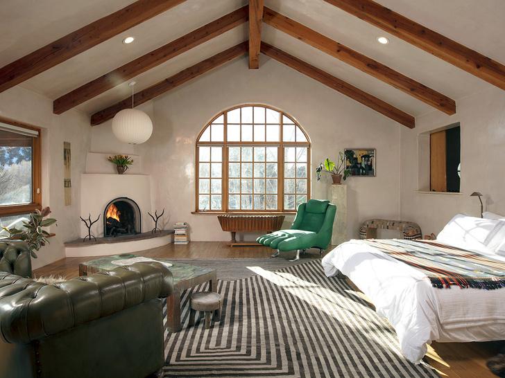 Фото №2 - Дизайнерское ранчо в Нью-Мексико для сдачи в аренду