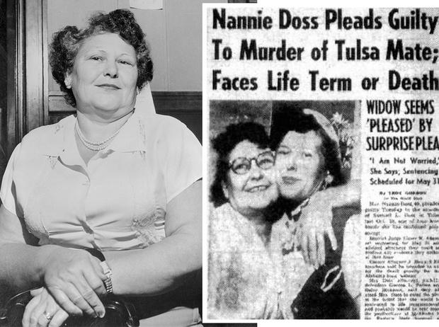 Фото №1 - Леди Синяя Борода: история Нэнни Досс— самой известной «черной вдовы» Америки