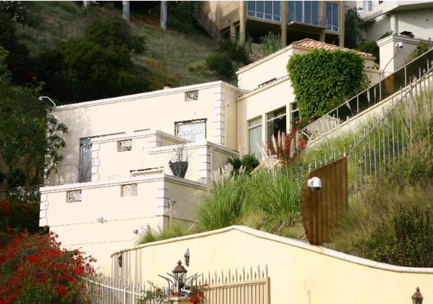 Дом покойной Бриттани Мерфи выставлен на продажу