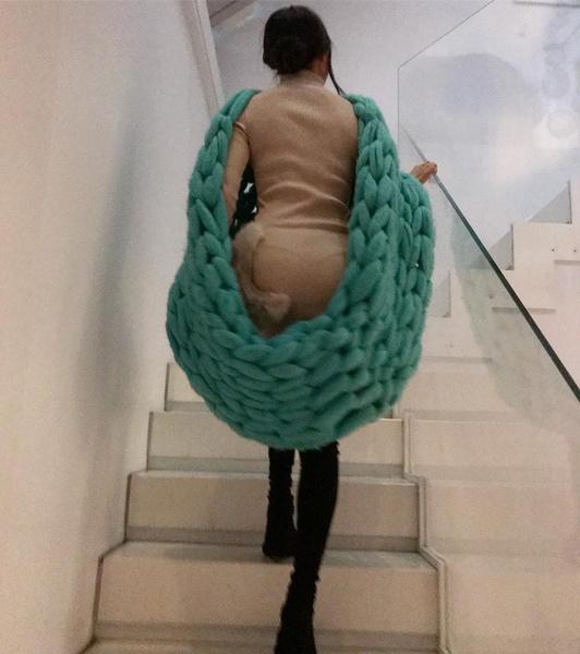 Фото №2 - Катя Ли оделась как безумные жители Нью-Йорка