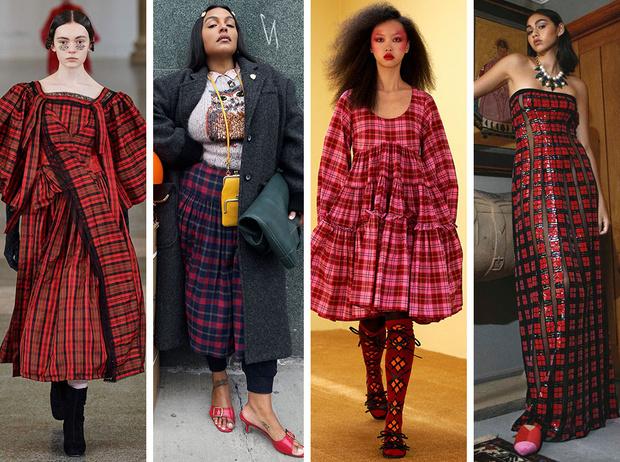 Фото №5 - Тренды осени и зимы 2021/22 с Недели моды в Лондоне