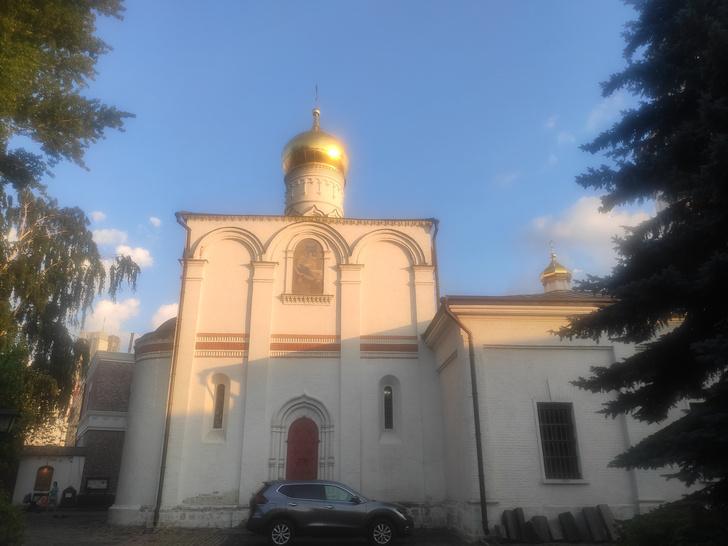 Фото №3 - Церковь Трифона в Напрудном и еще 4 древних храма Москвы за пределами Садового