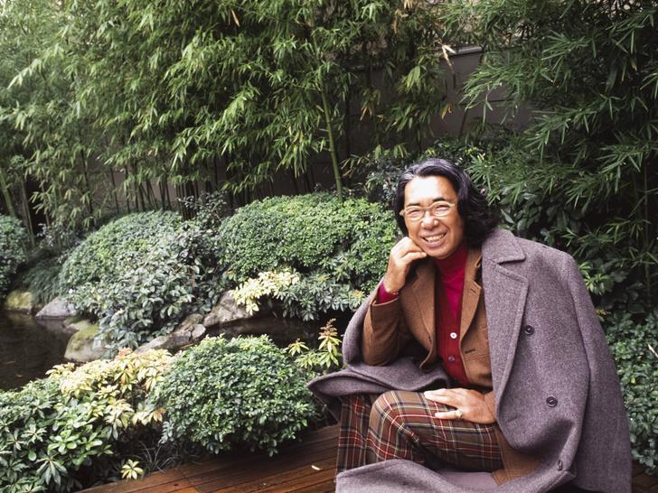 Фото №6 - Между Востоком и Западом: как Кензо Такада перевернул наше представление о моде