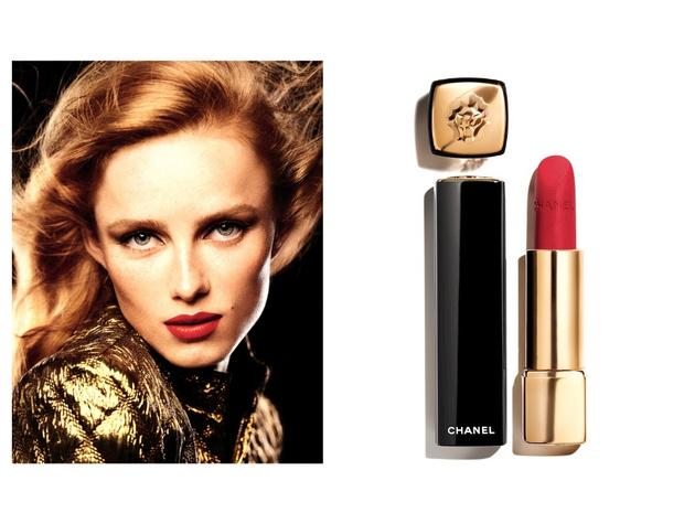 Фото №2 - «Львиная» коллекция помад Chanel для самых страстных натур