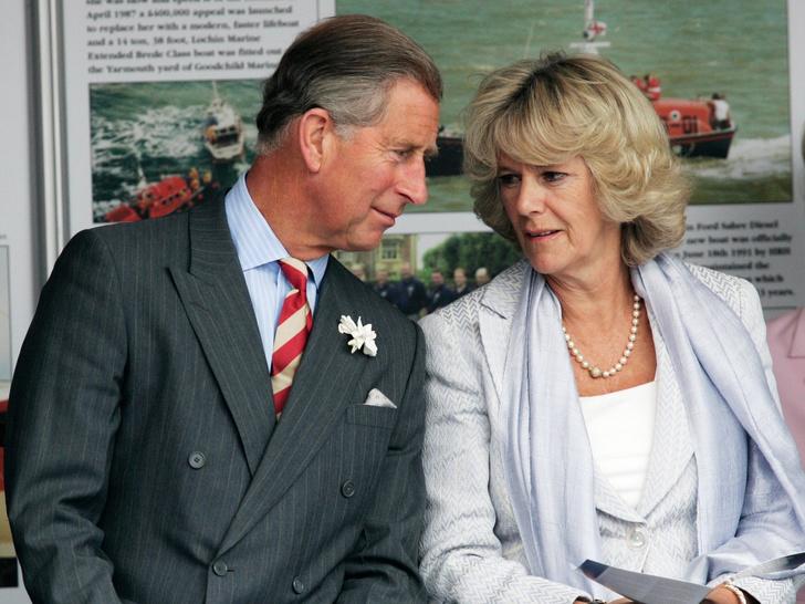 Фото №1 - В тени Дианы: как Камилла отвоевала популярность у принцессы Уэльской (и как ей помогал Чарльз)