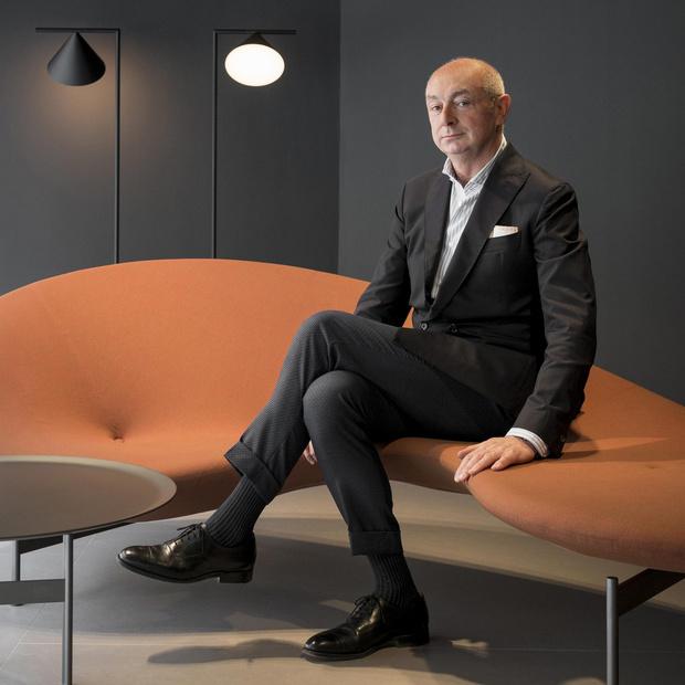Фото №1 - Пьеро Лиссони— новый арт-директор B&B Italia