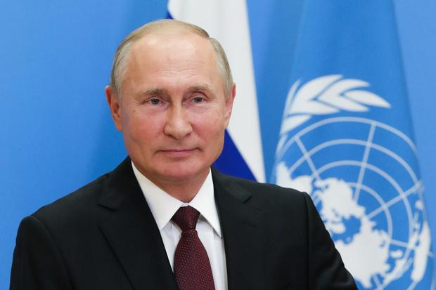 Фото №1 - Владимир Путин в третий раз номинирован на Нобелевскую премию мира