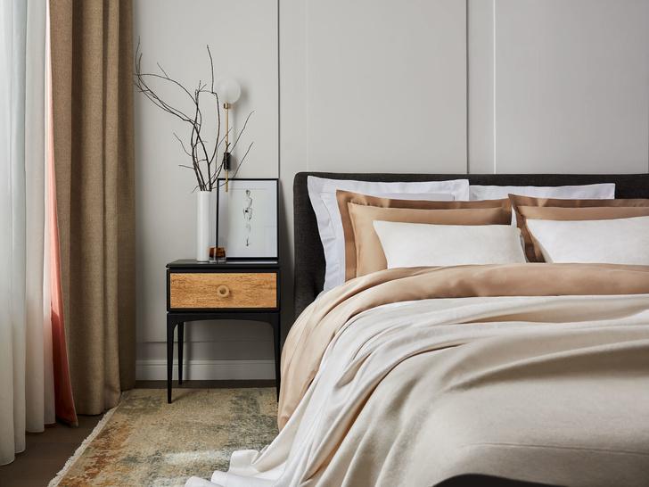 Фото №5 - Для крепкого сна: как правильно выбирать подушку, одеяло и постельное белье