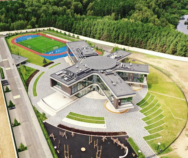 Фото №6 - Новый учебный корпус Wunderpark International School
