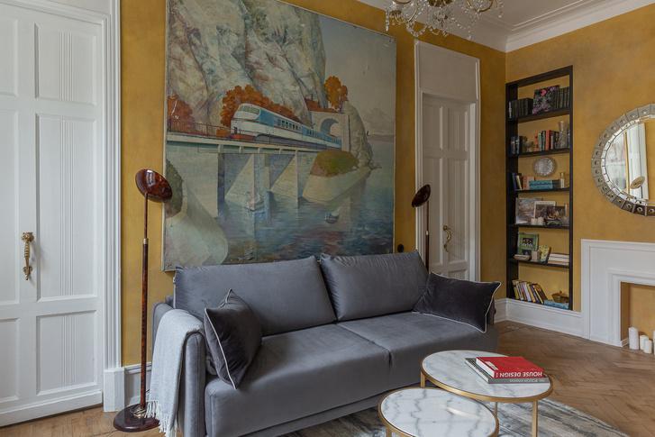 Фото №5 - Осеннее настроение в доме: примеры из реальных интерьеров
